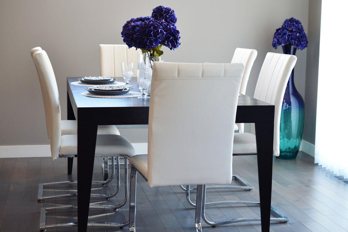 Dekorieren Sie Ihr Esszimmer Neu, Mit Den Passenden Wohntextilien Und  Esszimmermöbel Können Sie Die Räume Neu Gestalten. Bevorzugen Sie Leichte  Änderungen ...
